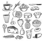 food-doodles-14740701